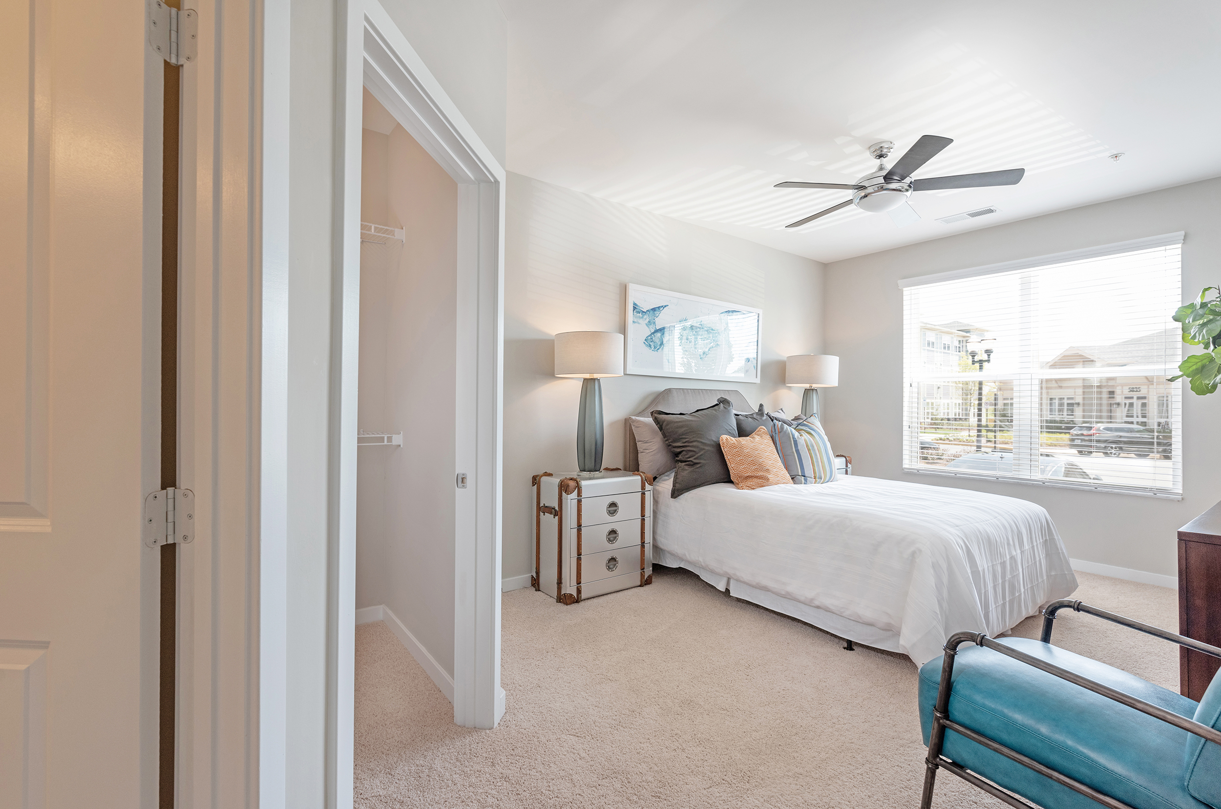Luxury Bedroom Apartment