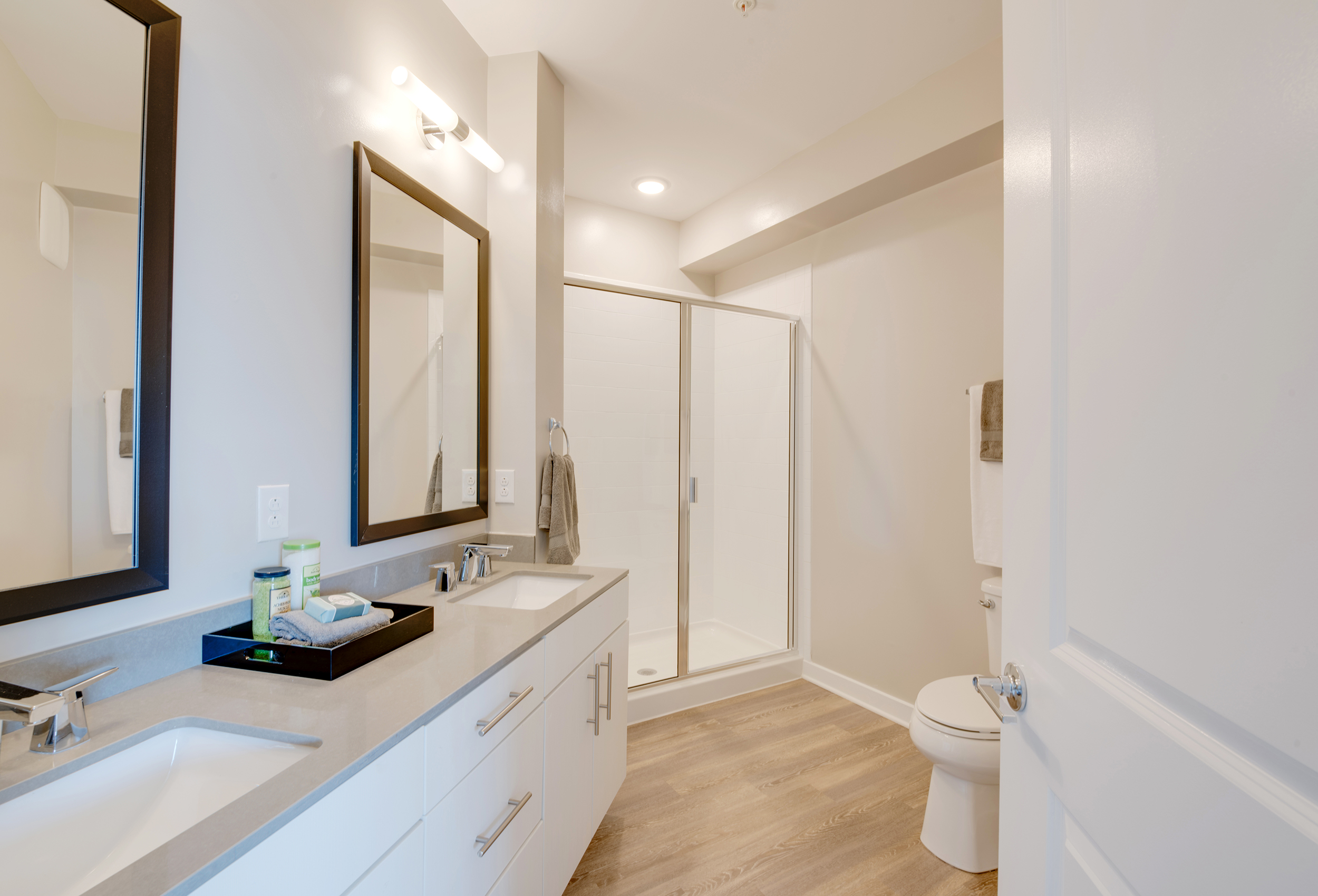 Luxury apartment photo